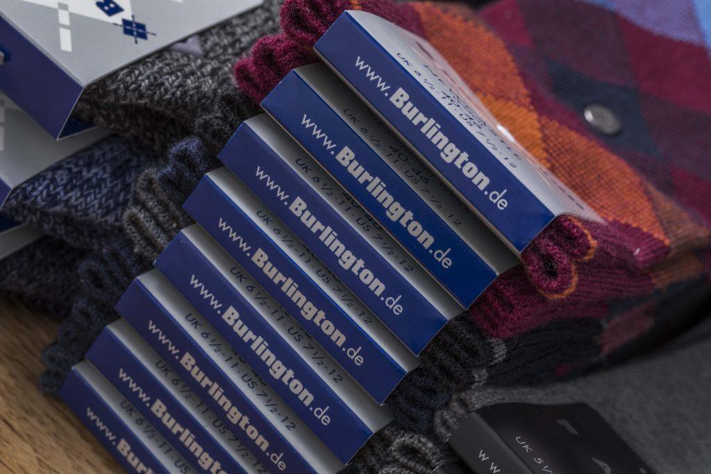 Grote keuze Burlington sokken